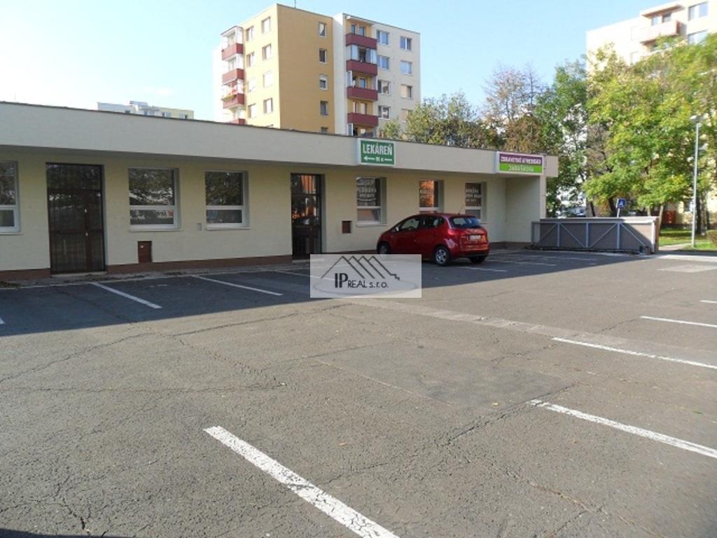 Obchodné priestory 21m2, kompletná rekonštrukcia