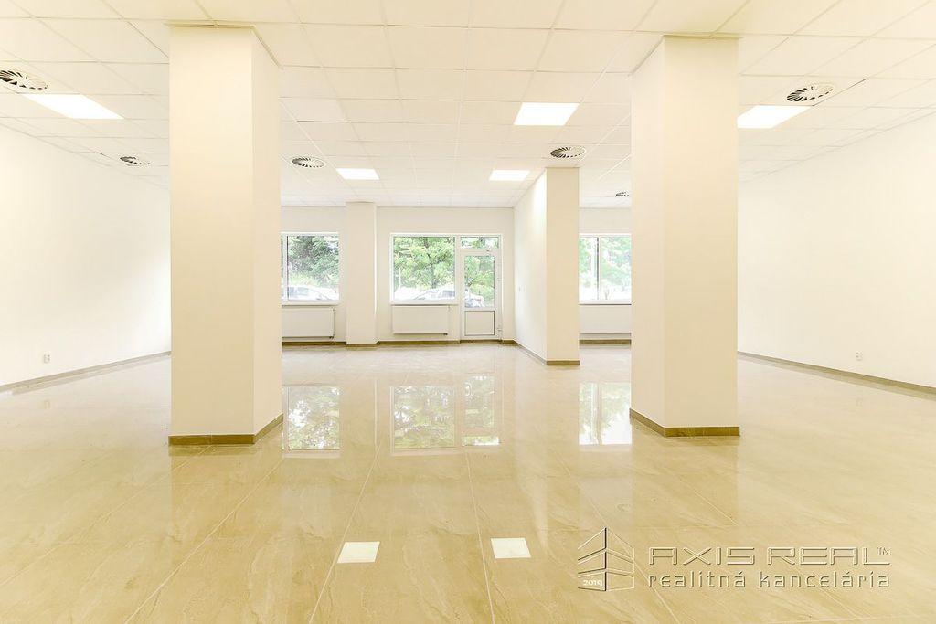 Kancelárie, administratívne priestory 201m2, kompletná rekonštrukcia