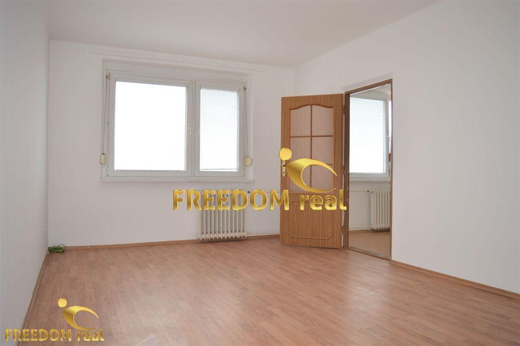 3-izb. byt 82m2, čiastočná rekonštrukcia