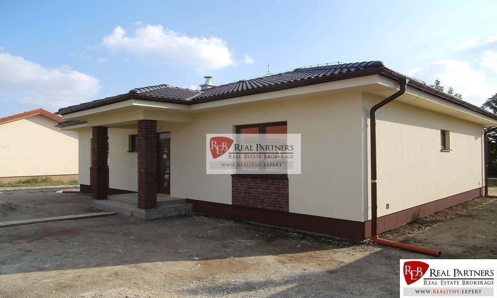 Rodinný dom 100m2, novostavba