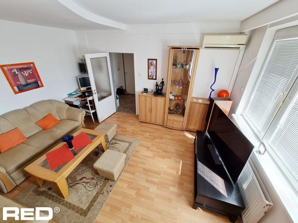 1-izb. byt 36m2, čiastočná rekonštrukcia