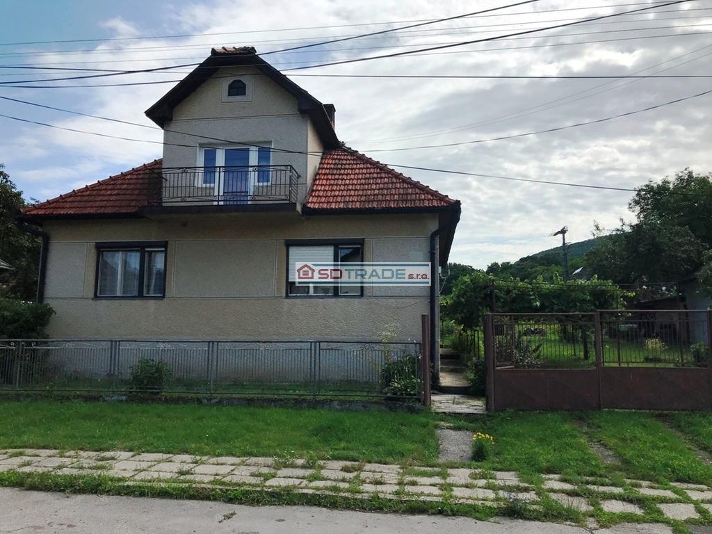 Rodinný dom 140m2, pôvodný stav