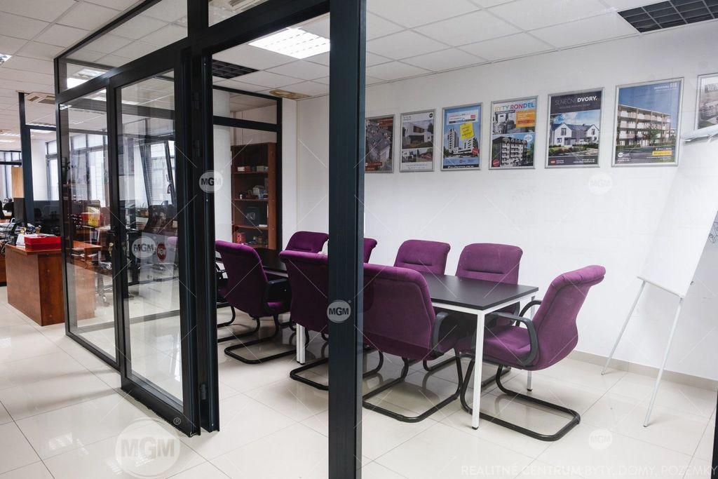 Kancelárie, administratívne priestory 132m2, novostavba