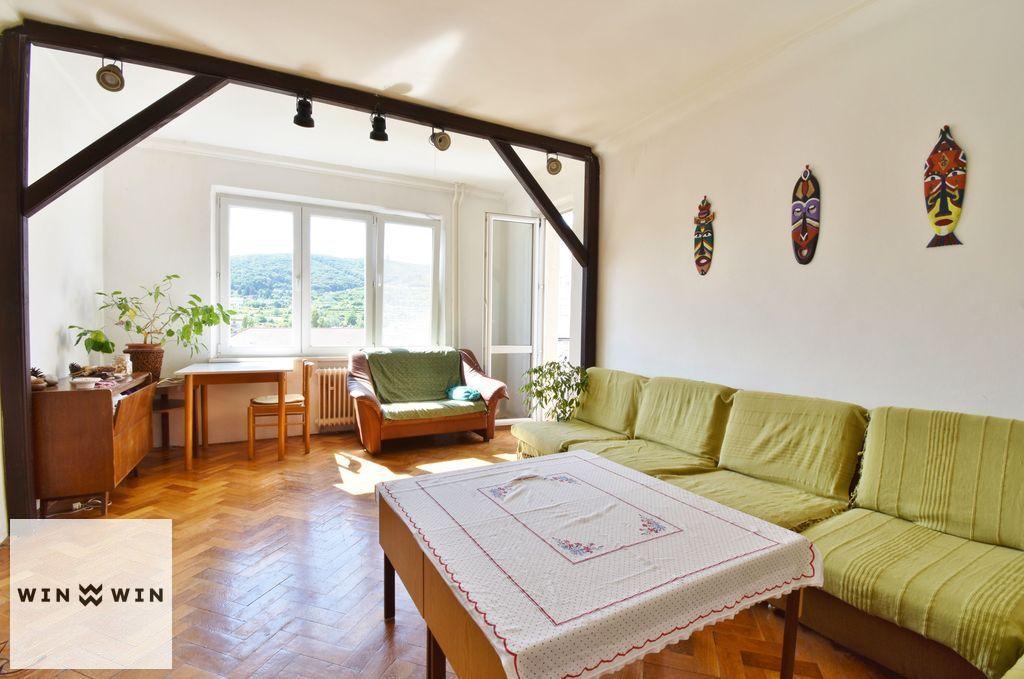 4-izb. byt 70m2, pôvodný stav