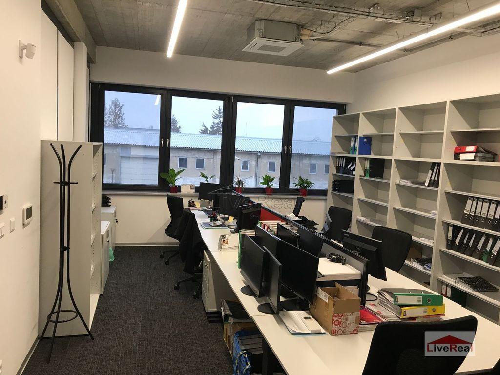 Kancelárie, administratívne priestory 42m2, novostavba