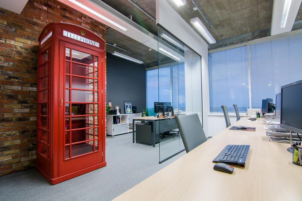 Kancelárie, administratívne priestory 220m2, novostavba