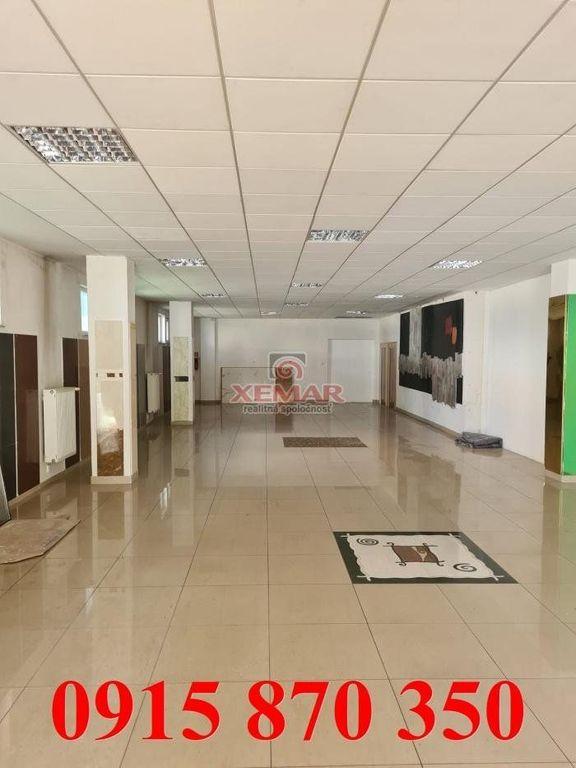 Obchodné priestory 157m2, kompletná rekonštrukcia