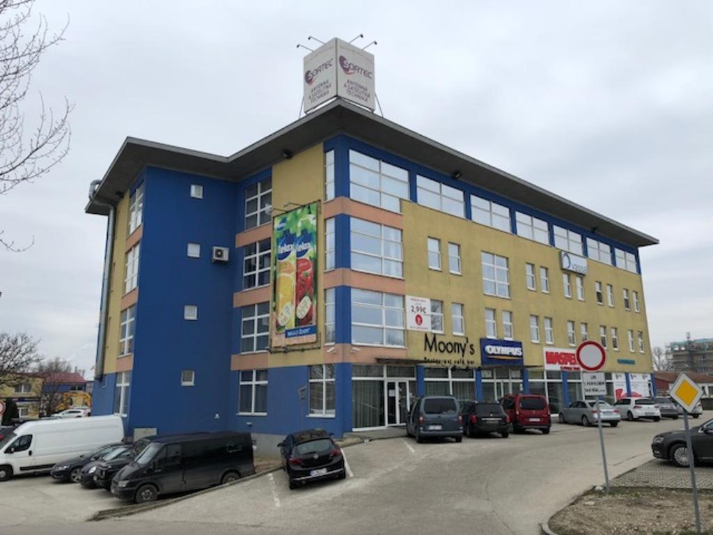 Kancelárie, administratívne priestory 81m2, novostavba