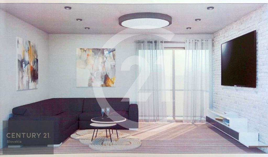 3-izb. byt 60m2, novostavba