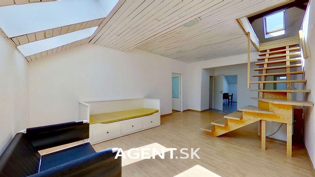 4-izb. byt 157m2, pôvodný stav