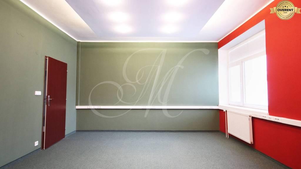 Kancelárie, administratívne priestory 308m2, novostavba