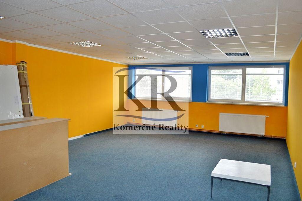 Kancelárie, administratívne priestory 55m2, novostavba