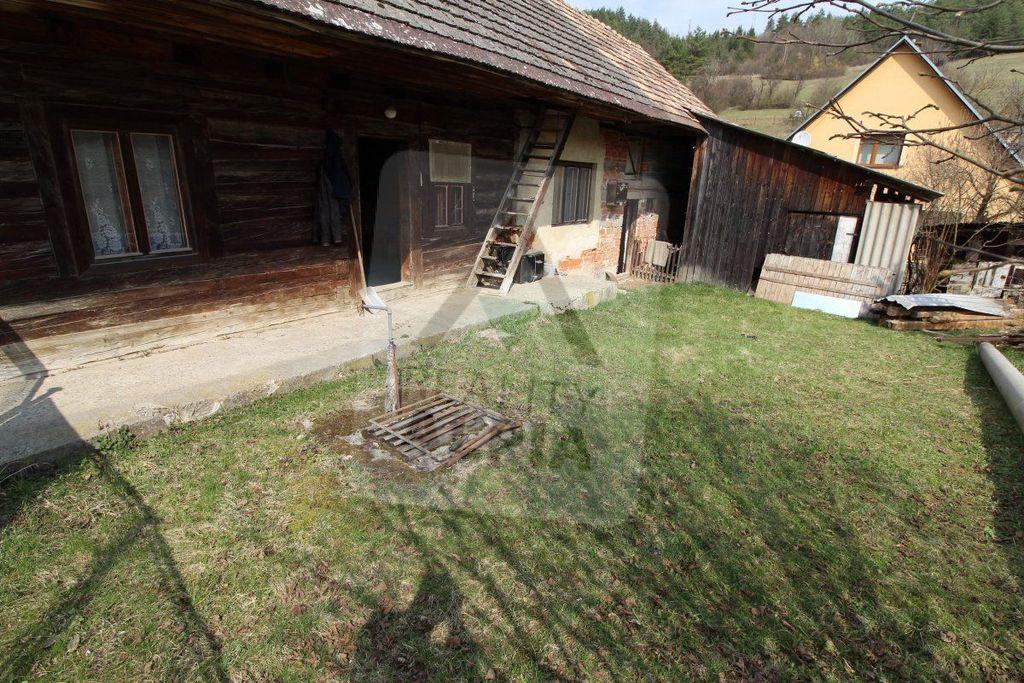 Iný objekt na bývanie a rekreáciu 356m2, pôvodný stav