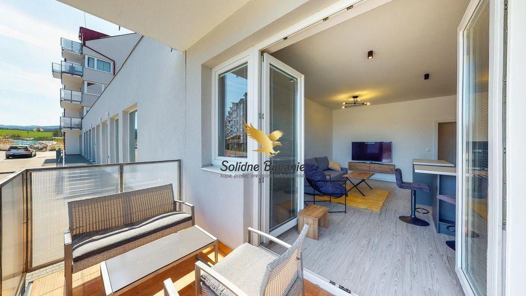 2-izb. byt 75m2, novostavba