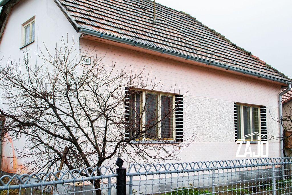 Rodinný dom 120m2, pôvodný stav